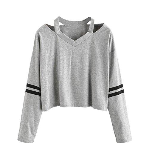 Btruely Hoodie Pullover Damen Herbst Mode Hooded Sweatshirt Mädchen ... c023eeb360